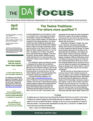 DA Focus April 2013